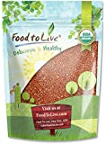 Food To Live Organic Red Quinoa (3 pounds)