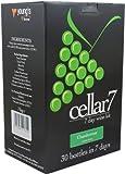 Cellar 7 Chardonnay 30 Bottle White Wine Making Kit