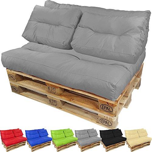 proheim-Palettenkissen-Lounge-2-kurze-Rckenkissen-60-x-40-cm-in-Grau-Paletten-Auflage-Polster-fr-Europaletten-weitere-Varianten-und-Farben-whlbar