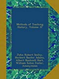 img - for Methods of Teaching History, Volume 37 book / textbook / text book