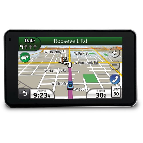 Garmin Nüvi 3760T 4.3-Inch Portable Gps Navigator With Lifetime Traffic front-1054915