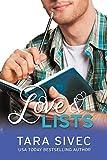 Love and Lists (Chocoholics #1) (English Edition)