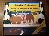 Alaska Animals - Where Do They Go at 40 Below?