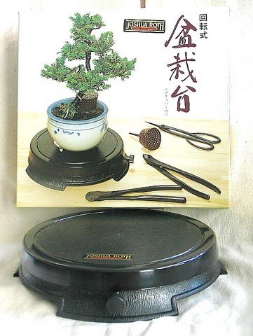 Buy BONSAI TURNTABLE FOR WORKING WITH OR DISPLAYING BONSAI