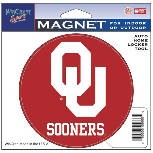 University Of Oklahoma Magnets indoor/outdoor