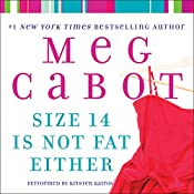 Size 14 Is Not Fat Either: Heather Wells Mysteries, Book 2 | Meg Cabot