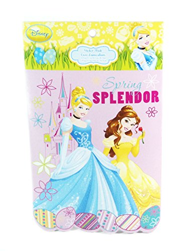 Disney Princess Spring Splendor - A Royal Easter - Easter Sticker Book