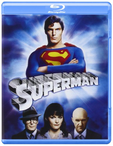 Superman - The movie [Blu-ray] [IT Import]