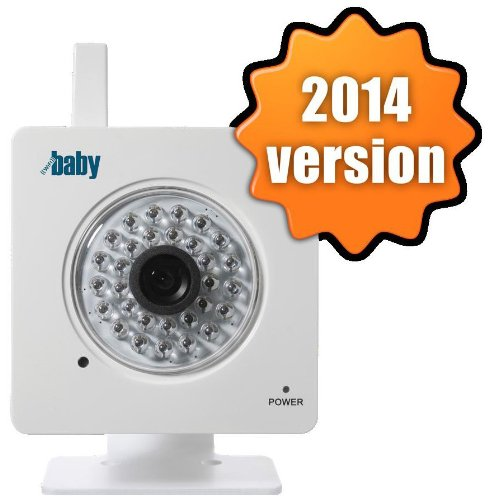 Wifi Baby 3: Wireless Iphone, Ipad, Android Baby Monitor & Nanny Cam Dvr. Video, Audio, Recording. Anywhere. (Wfb2014)