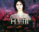 Disco de HIM - Gone With the Sin (Anverso)
