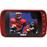 RCA DHT235A 3.5-Inch LED-lit 720p 60Hz TV (Red)