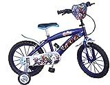 "Toimsa 000864-Bicicleta para niño-Avengers-14""-Azul"