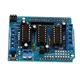 【ノーブランド品】Arduino Mega UNO Due用 モータドライブシールド拡張ボードL293D