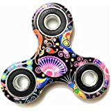 WOBBOX Fidget Spinner High Speed 1-3 Min Smooth Spin With Lowest Sound And Light Weight (Camouflage Indian Pattern)