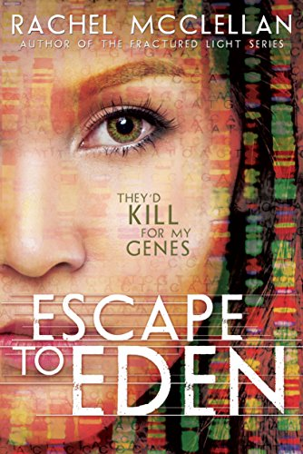 Escape To Eden by Rachel McClellan ebook deal