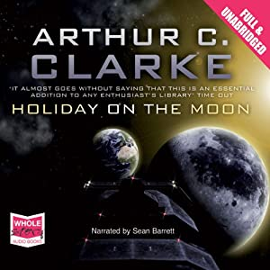 Holiday on the Moon Audiobook