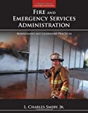 img - for Fire and Emergency Services Administration: Management and Leadership Practices, 2nd Edition book / textbook / text book