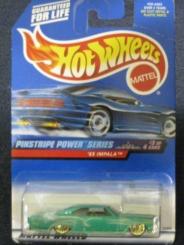 Hotwheels '65 Impala-Pinstripe Power Series #3 of 4 #955
