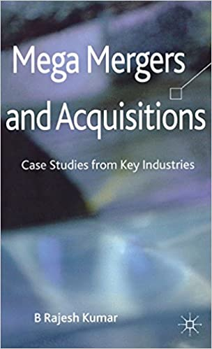 Case Studies on Mergers and Acquisitions Volume-II