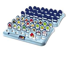 IMC Toys - 35232 - Jeu de Société - Qui Est-Ce Angry Birds ?