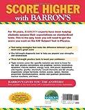 Barrons SAT Subject Test Physics