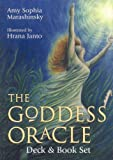 img - for The Goddess Oracle Deck & Book Set book / textbook / text book