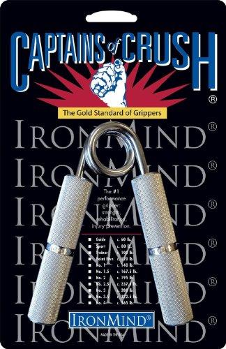 Ironmind(アイアンマインド) Captains of Crush(キャプテンズオブクラッシュ) ハンドグリッパー 並行輸入品 (ナンバー1)