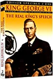 King George VI: The Man Behind The King's Speech DVD Double DVD EDITION [FR IMPORT] (Featuring Colin Firth, Tom Hooper and Mark Logue