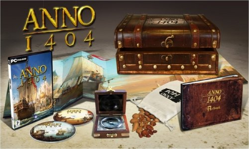 ANNO 1404 - COLLECTOR'S EDITION (PC DVD) [IMPORT ANGLAIS] [JEU PC]