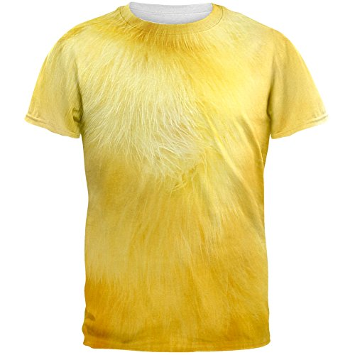 Halloween Baby Chicken Costume All Over Adult T-Shirt