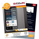 AtFoliX FX-Antireflex screen-protector for Motorola Defy Mini XT320 (3 pack) - Anti-reflective screen protection!