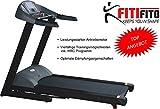 Fitifito EMEC8500 Profi Laufband Heimtrainer Fitnessgerät Sportgerät 7 PS mit