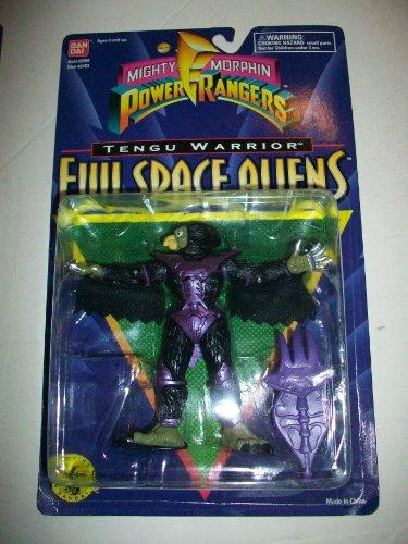 "Mighty Morphin Power Rangers Evil Space Aliens: Tengu Warrior 5"" Action Figure"
