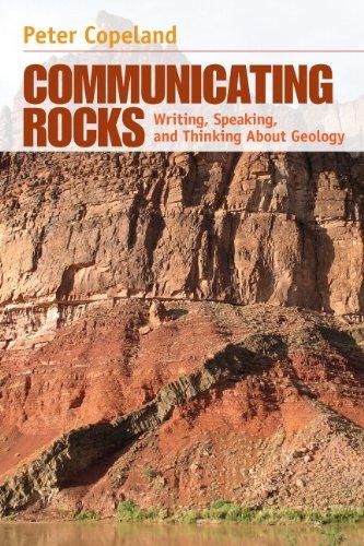 Communicating Rocks: Writing, Speaking, and Thinking...