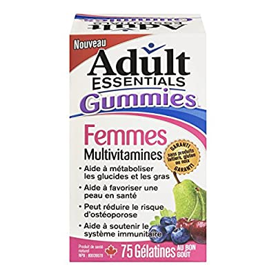 Adult Essentials Women's Multi-Vitamin Gummies