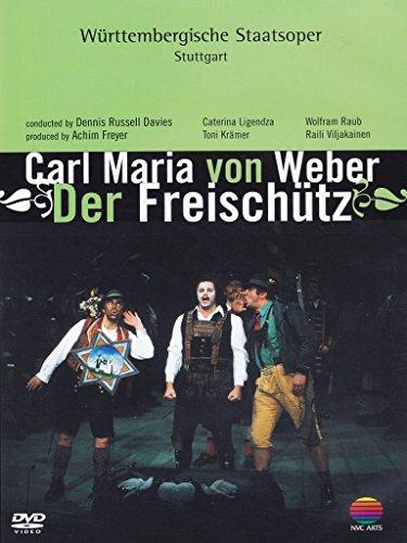 Der Freischutz [DVD] [1981] [2001] [NTSC]