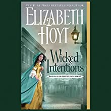 Wicked Intentions Audiobook by Elizabeth Hoyt Narrated by Ashford McNab