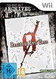 echange, troc Resident Evil Archives: Resident Evil Zero [import allemand]