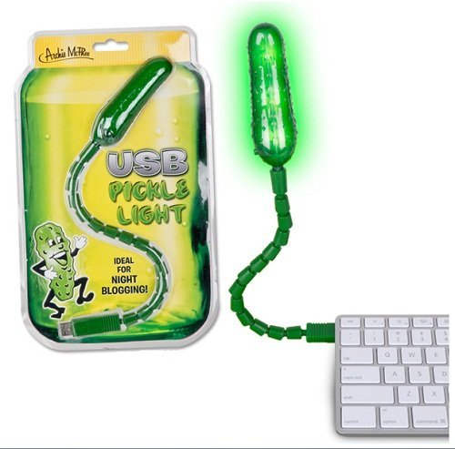USB Pickle Light-Pc/Mac Novelty Computer Accessory