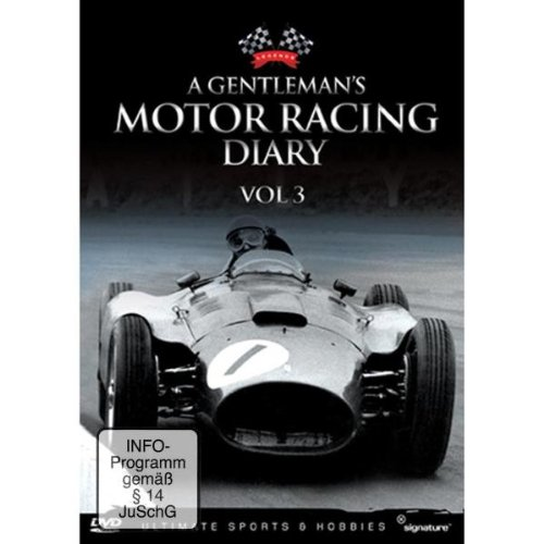 Motor Sports Of The 50's - A Gentleman's Racing Diary (Vol 3) [DVD]