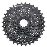 Shimano Altus 8 Speed Bicycle Cassett...