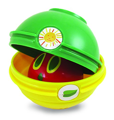 World of Eric Carle, The Very Hungry Caterpillar  Stacking/Nesting/Chime Ball Toy by Kids Preferred - 1