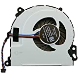 New CPU Cooling Fan For HP ENVY TouchSmart 15-j067cl 15-j070us 15-j073ca 15-j073cl 15-j078ca 15-j080us 15-j107cl...