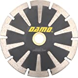 "5"" Diamond Contour blade / T Segmented / Curve Cutting Blade for Granite Sink Holes"