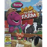 Barney: Let's Go to the Farmby DVD