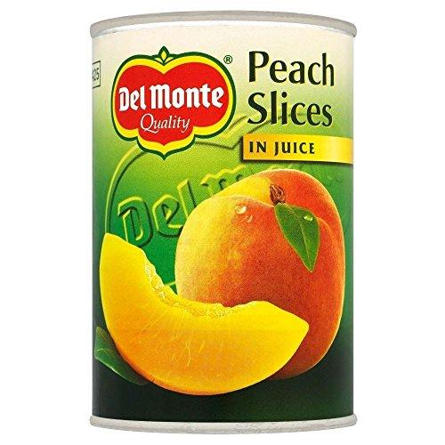 Del Monte Peach Slices In Juice (415G)