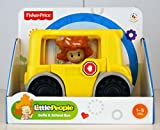 Fisher-Price - Little People - Sofie & School Bus
