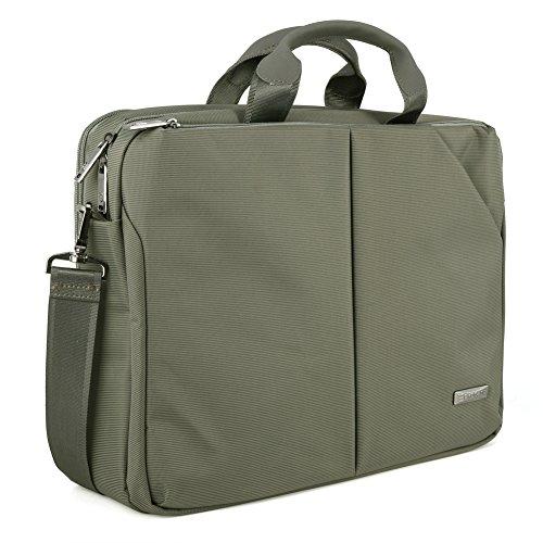 Laptop Messenger Case, Evecase Professional Office Messenger Brief Case Bag
