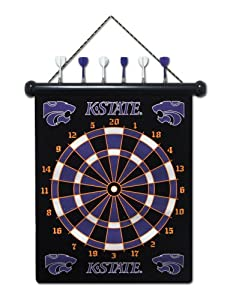 Buy NCAA Kansas State Wildcats Dart Board by Rico