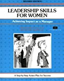 img - for Leadership Skills for Women: Achieving Impact as a Manager:2nd (Second) edition book / textbook / text book